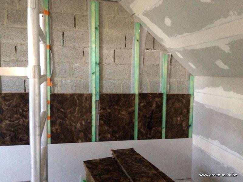 green team amenagement grenier. Black Bedroom Furniture Sets. Home Design Ideas
